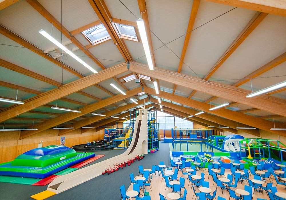 Funtasia Kinderland, Ferienhof Joas in Gerolfingen