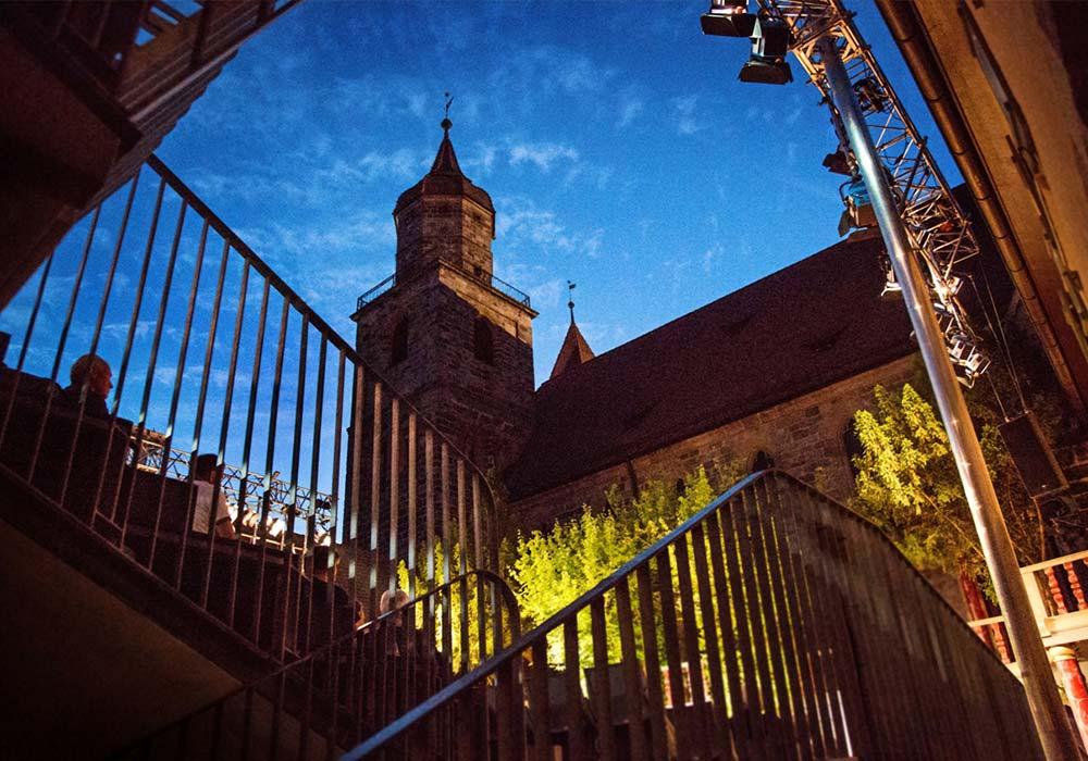Kreuzgangspiele - Feuchtwangen, Ferienhof Joas in Gerolfingen