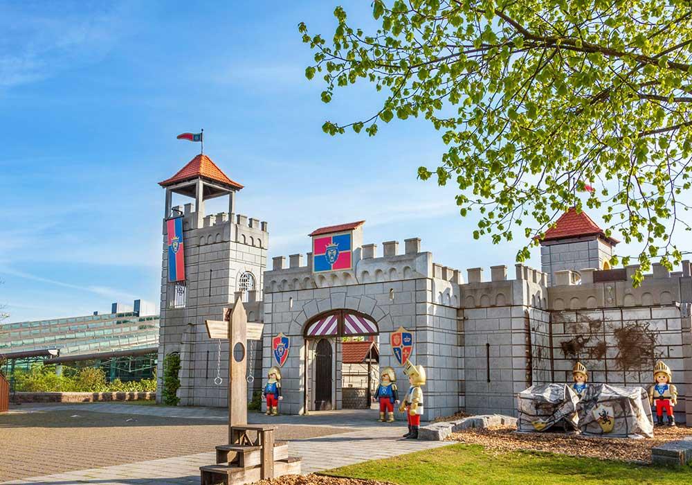 Playmobil Funpark, Ferienhof Joas In Gerolfingen