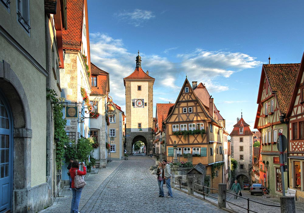Rothenburg, Ferienhof Joas In Gerolfingen