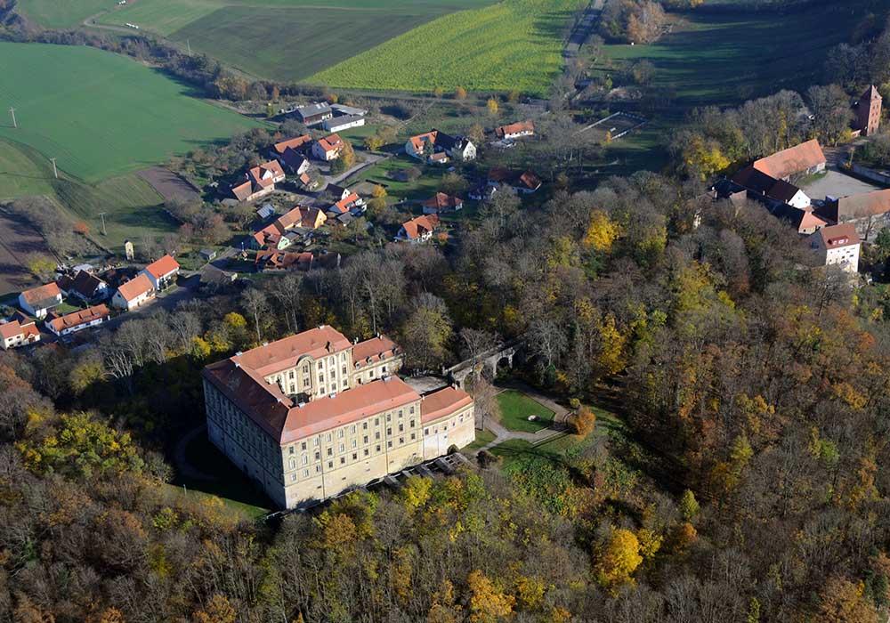 Schloss Schilingsfürst, Ferienhof Joas In Gerolfingen