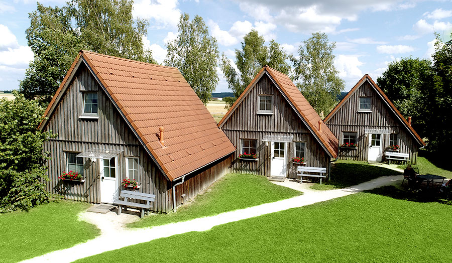 Ferienhof Joas in Gerolfingen, Feriendorf