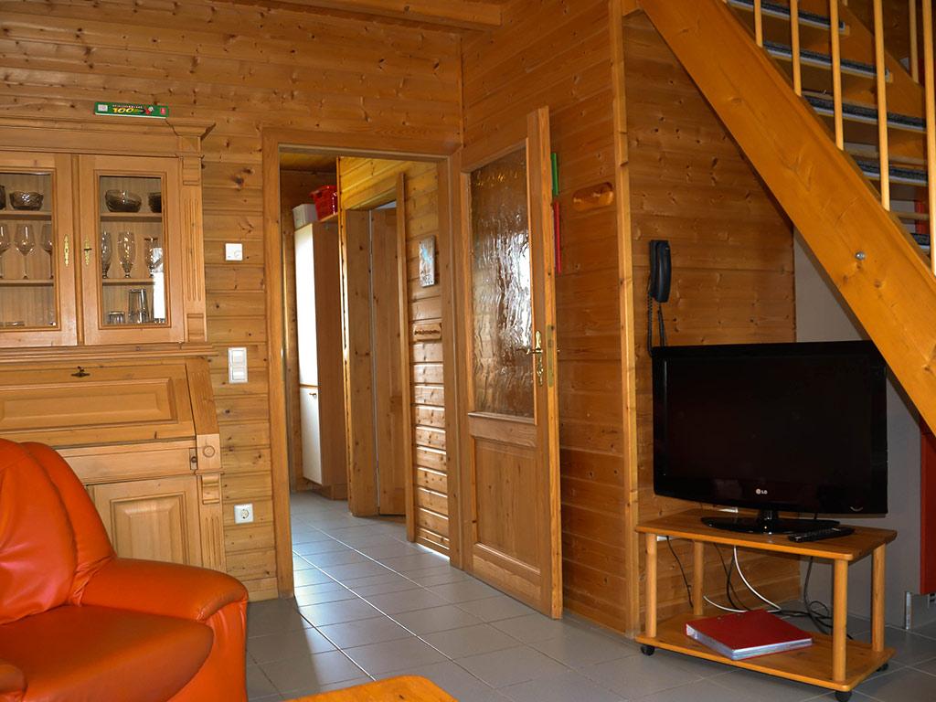 Ferienhaus Amsel, Ferienhof Jobs in Gerolfingen, Wohnbereich