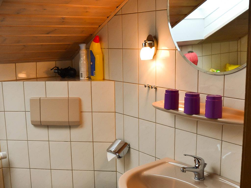 Ferienwohnung Schwalbennest , Ferienhof Joas in Gerolfingen, Bad