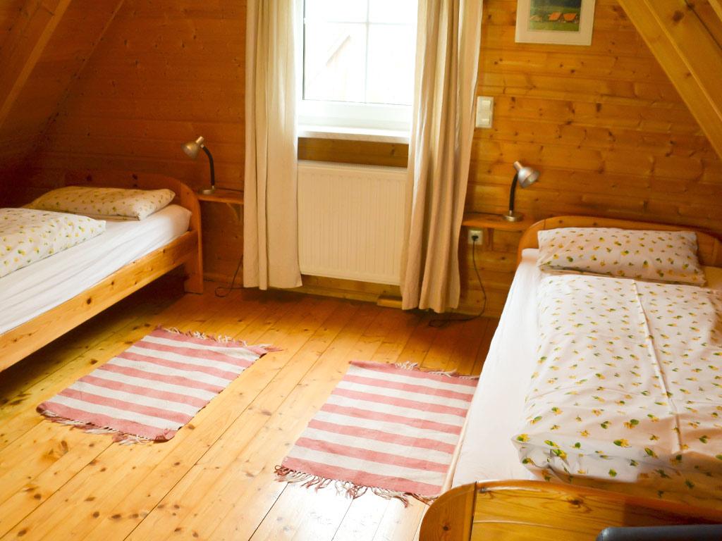 Ferienhof Joas, Kinderzimmer