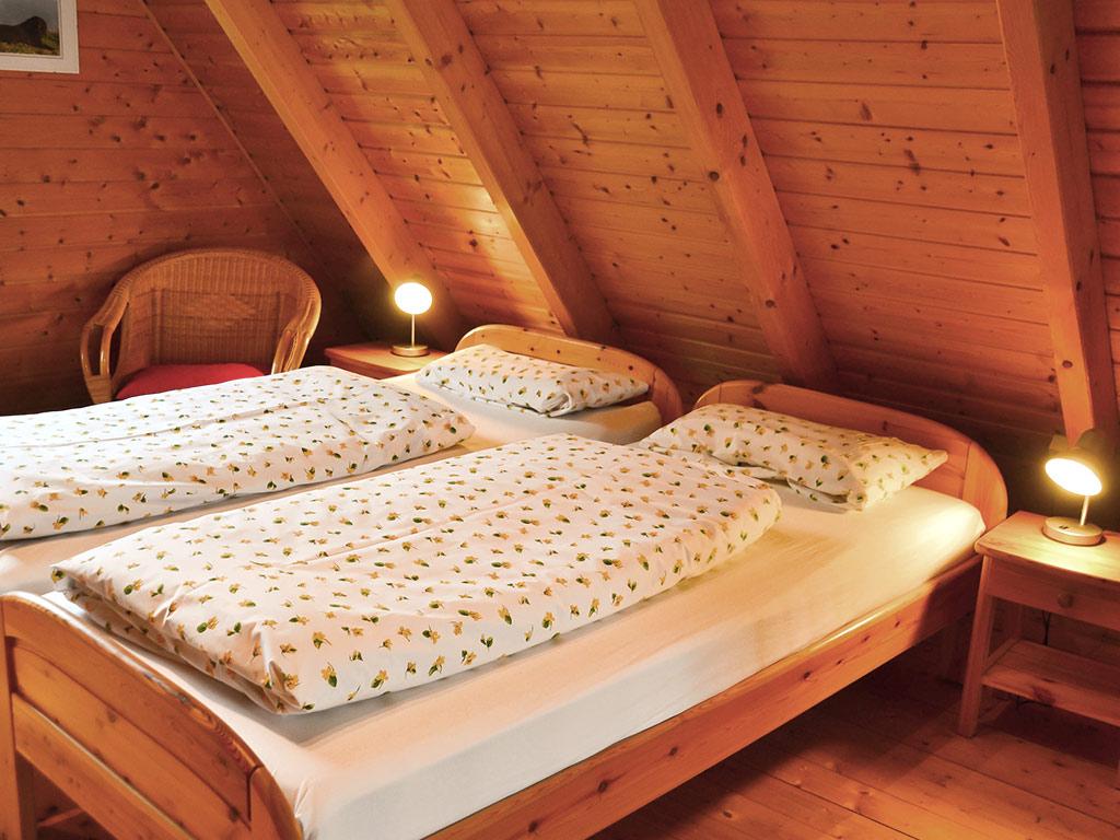 Ferienhof Joas in Gerolfingen, Schlafzimmer